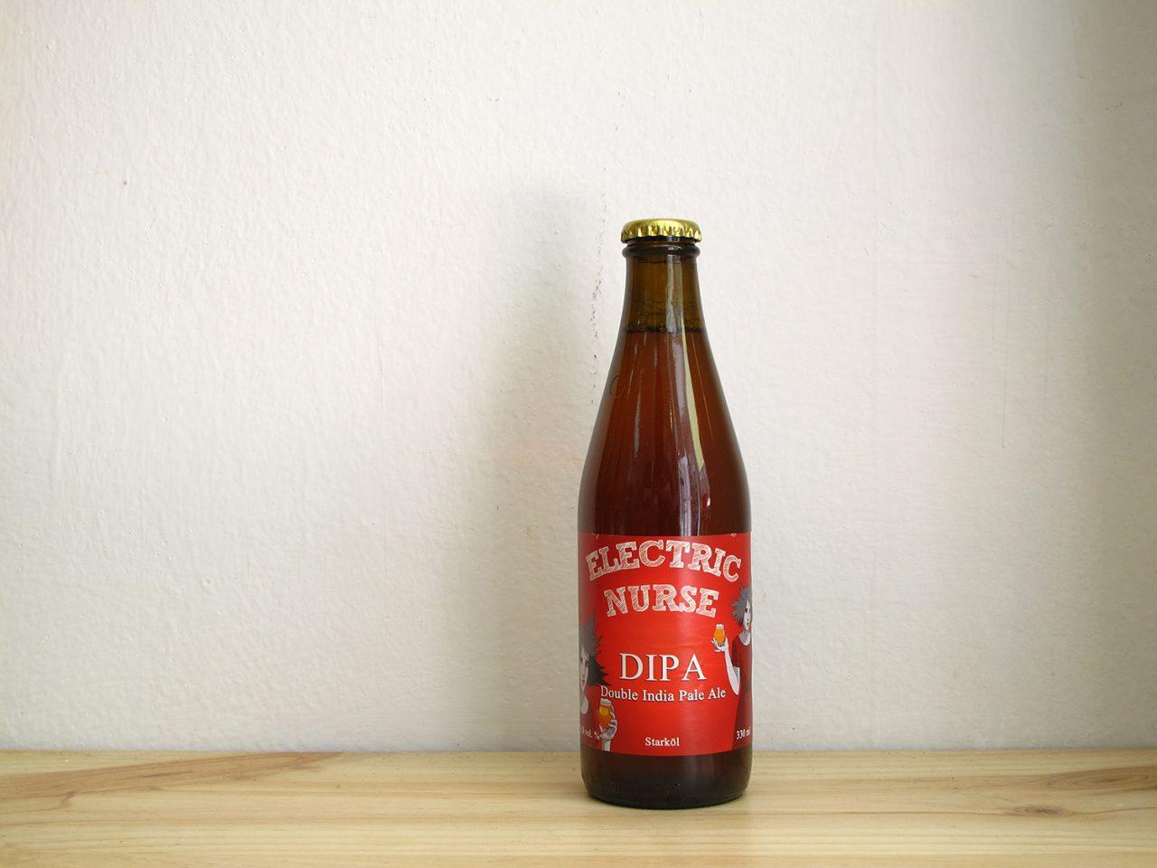 Cerveza Electric Nurse DIPA