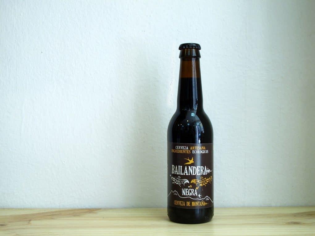 Cerveza Bailandera Negra - Stout