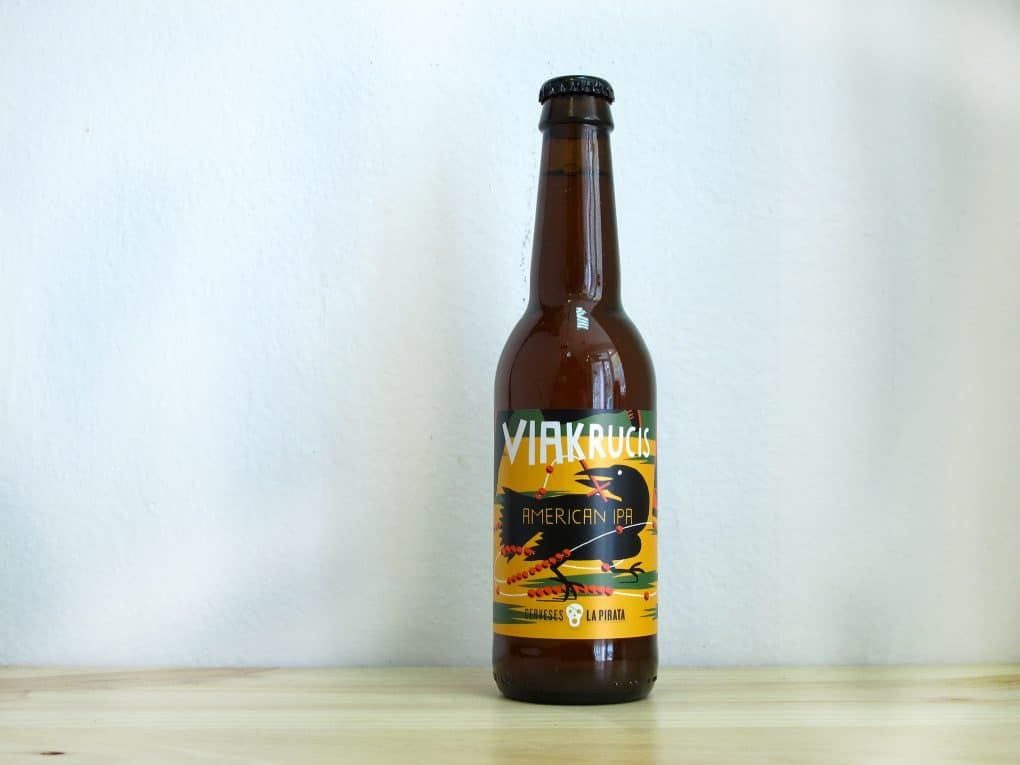 Cerveza La Pirata Viakrucis - American IPA