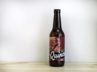 Botella de Cerveza La Quince Extra Horny
