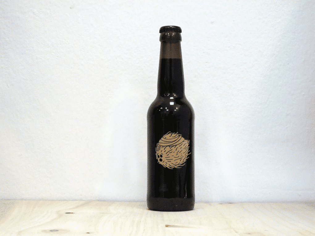 Cerveza Monsieur Gordo Choco Nut - Double Stout