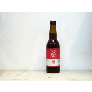 Cerveza Mad Brewing Mad Red - Red IPA