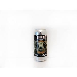 Cerveza La Quince - Naparbier Hamabost