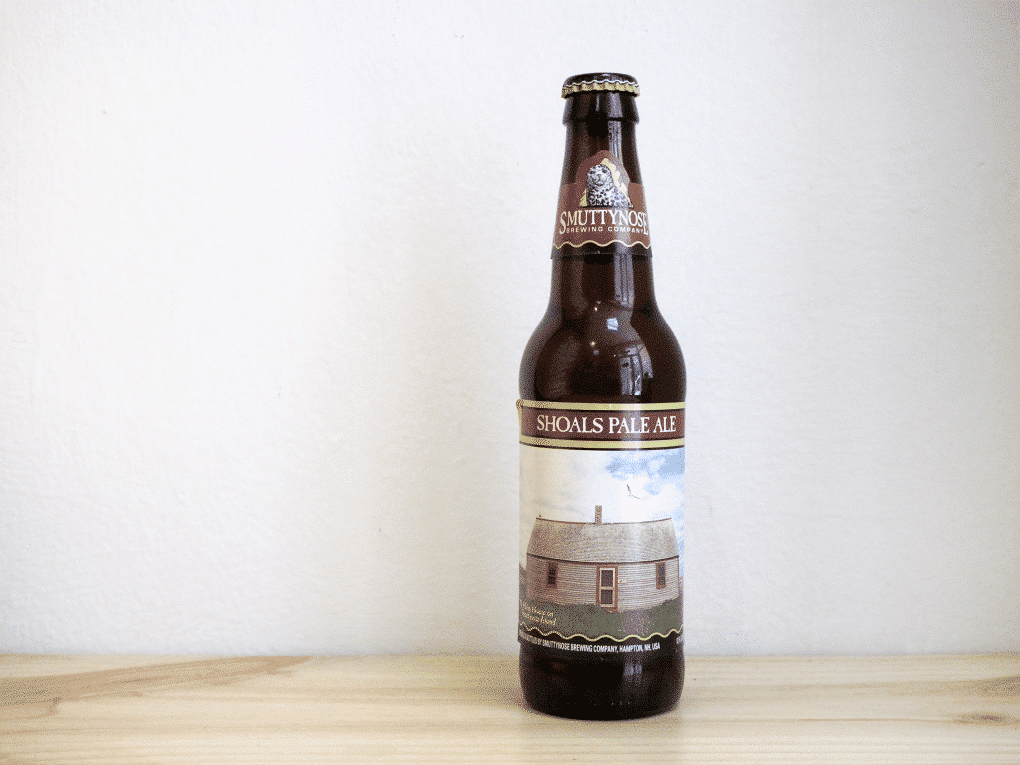 Cerveza Smuttynose Shoals Pale Ale