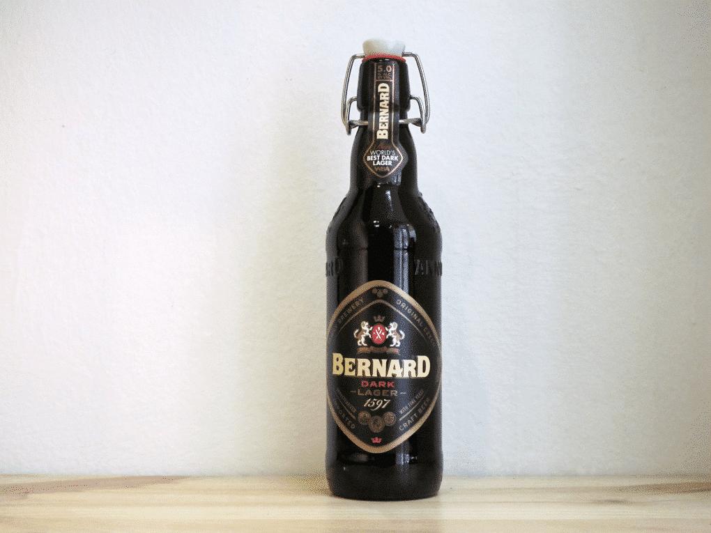 Cerveza Bernard Dark Lager - Schwarzbier
