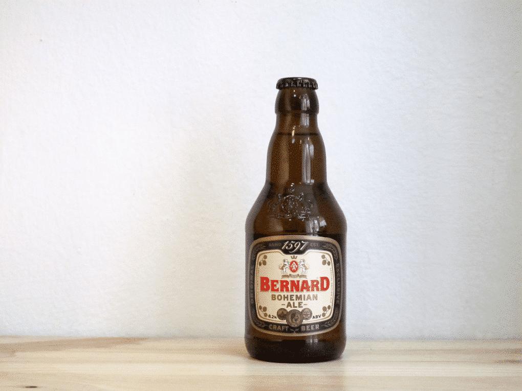 Cerveza Bernard Bohemian Ale - Belgian Pale Ale