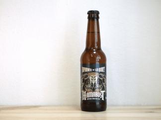 Cerveza La Quince - Naparbier Hamabost - Imperial IPA