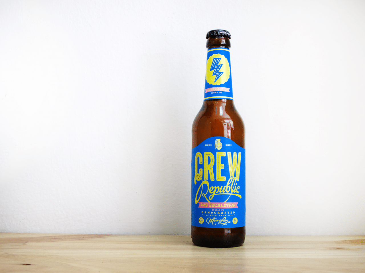 Cerveza CREW Republic 7:45 Escalation - IPA