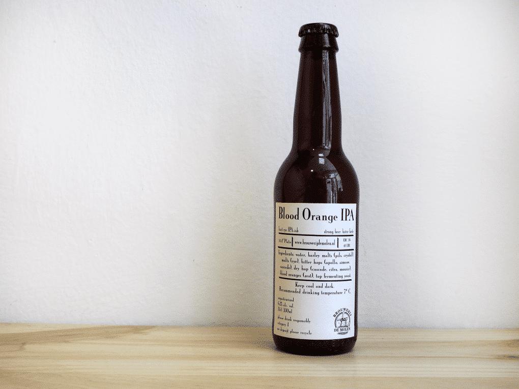 Cerveza De Molen Blood Orange IPA - Rye IPA