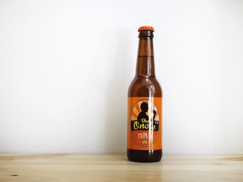 Cerveza The Oncle StrIPA-la - IPA