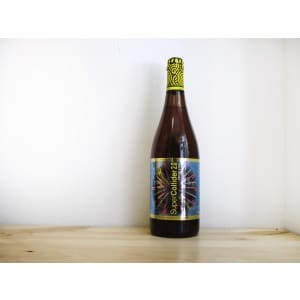 Botella de Cerveza canadiense Flying Monkeys Supercollider 2.0