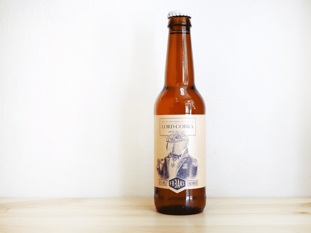 Cerveza Freaks Lord Cobra - American IPA