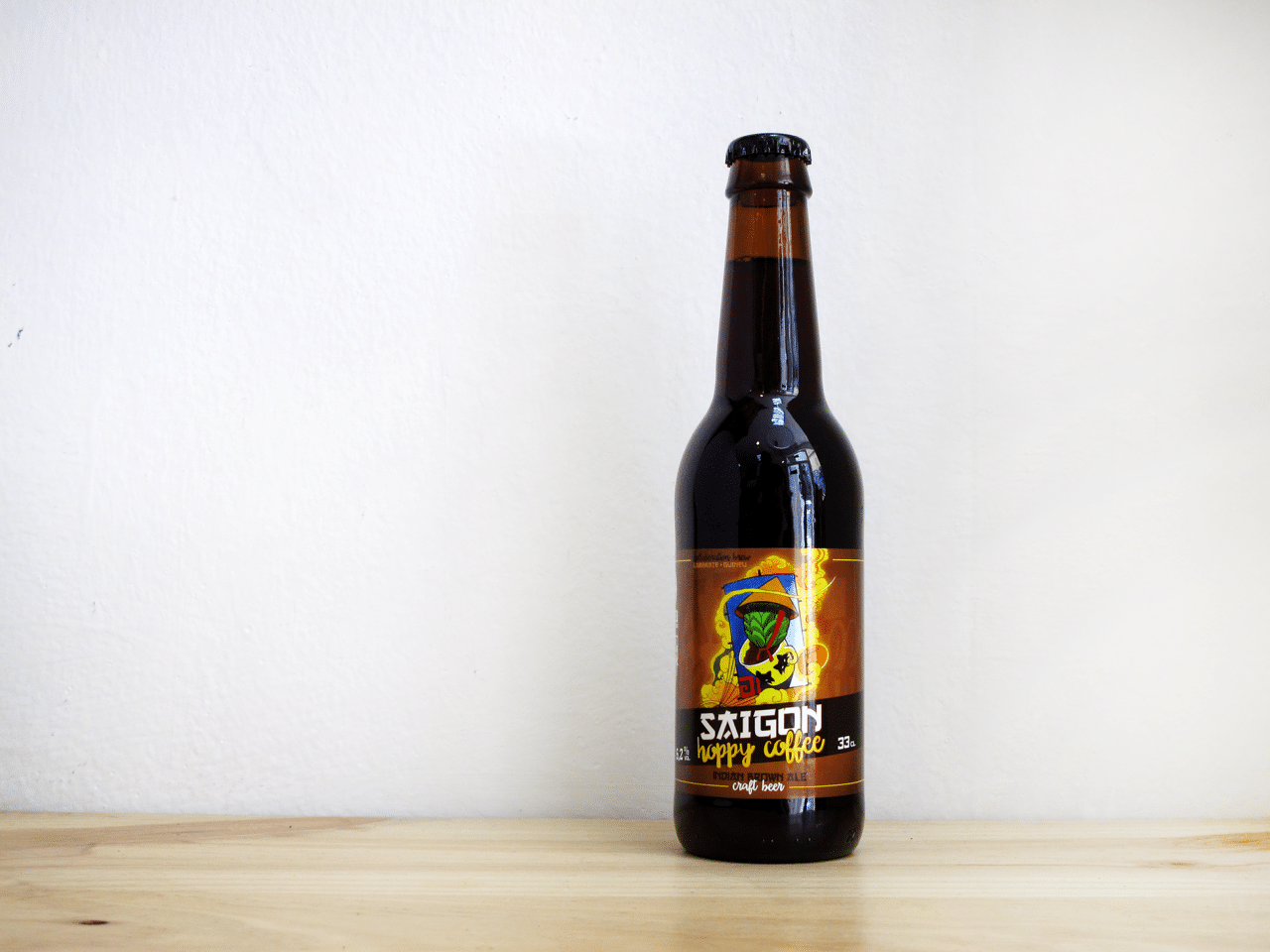 Cerveza Guineu - Lambrate Saigon Hopppy Coffe - American Brown Ale