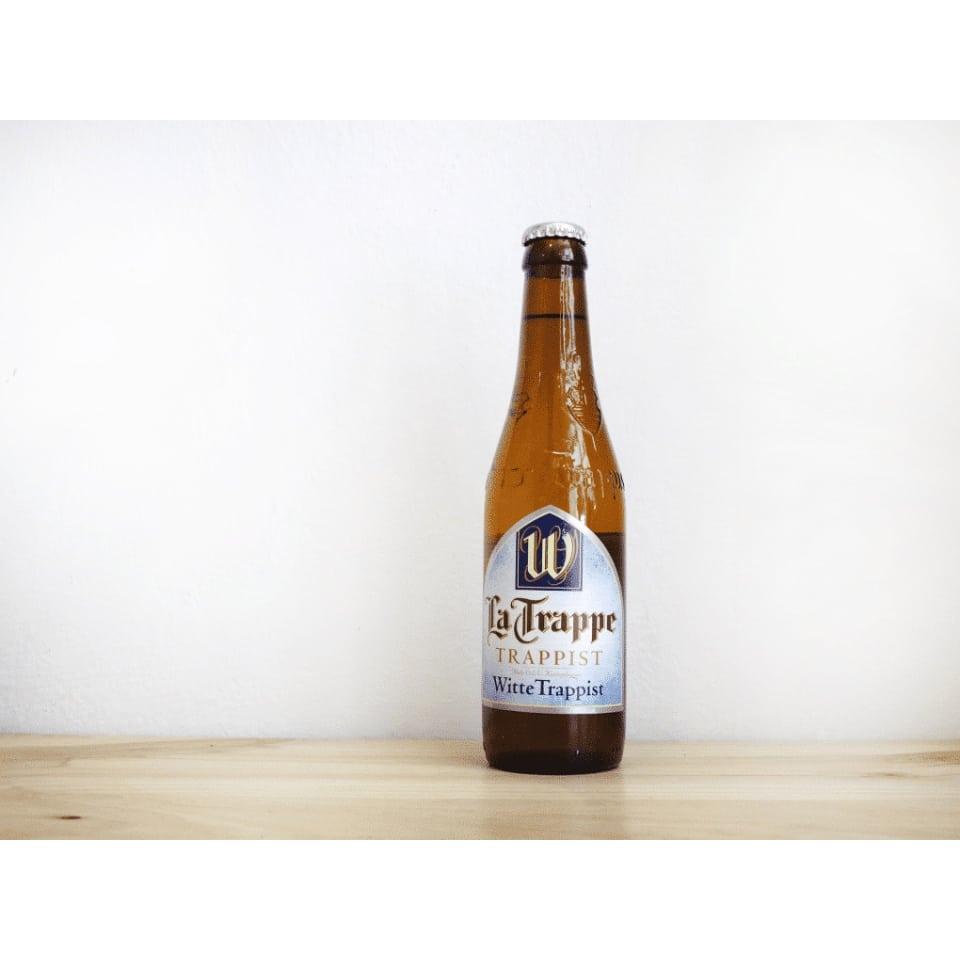 Cerveza La Trappe Witte Trappist -Witbier