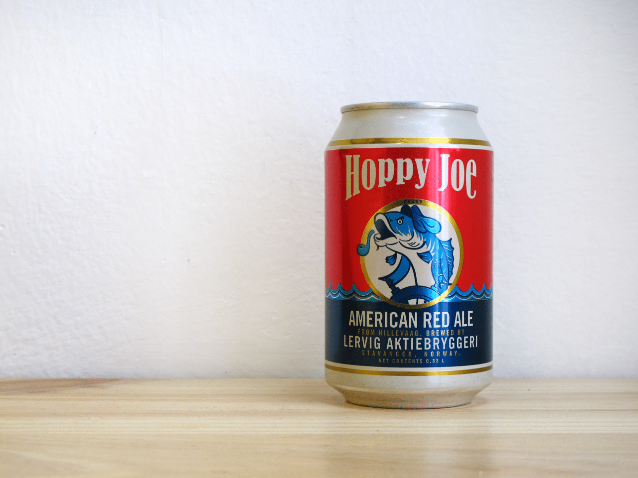 Cerveza Lervig Hoppy Joe - American Red Ale
