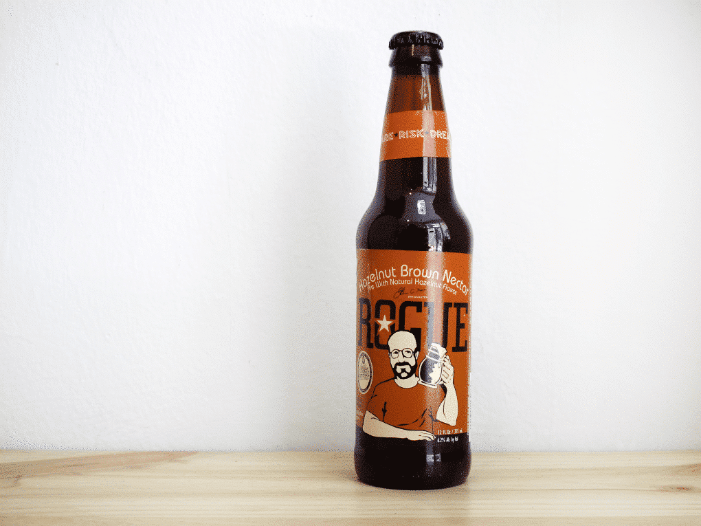 Cerveza Rogue Hazelnut Brown Nectar