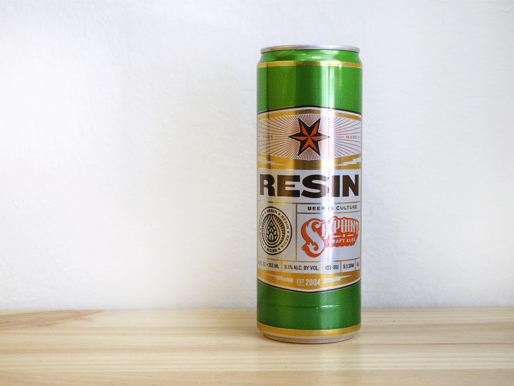 Cerveza Sixpoint Resin - Imperial IPA