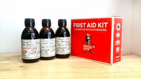 La Calavera First Aid Kit