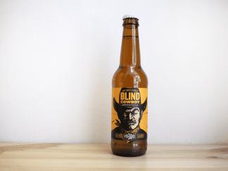 Botella de Cerveza madrileña Freaks Blind Cowboy