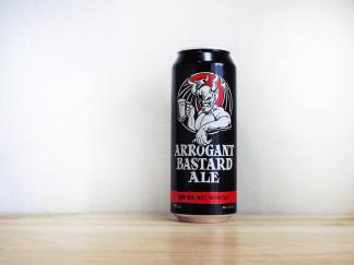Cerveza Stone Arrogant Bastard Ale - Strong Ale