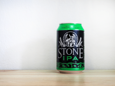 Stone IPA Lata