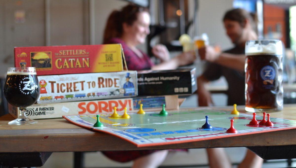 Tardes de juegos de mesa y cerveza