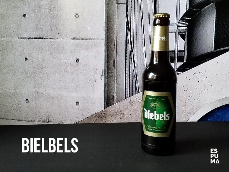 Botella de Cerveza alemana Diebels Alt