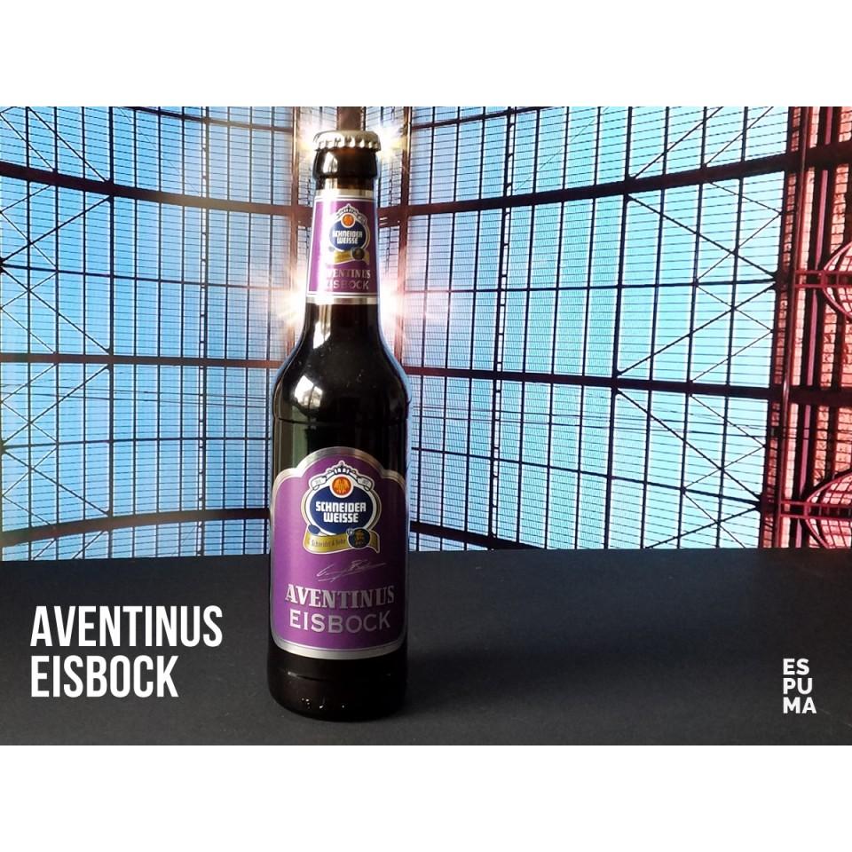 Botella de Cerveza Schneider Aventinus Eisbock