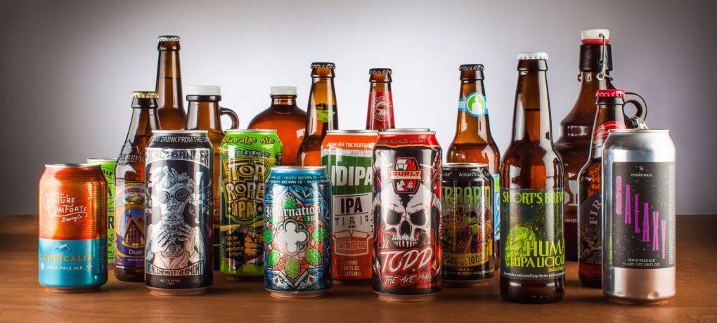 Cervezas American IPA