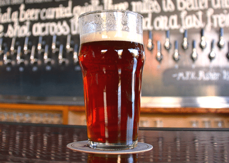 Cerveza English Bitter