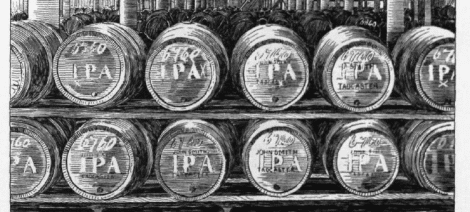 Cerveza English IPA