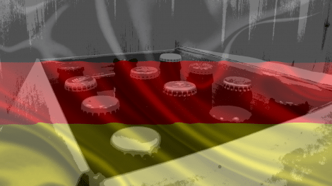 Pack de 8 cervezas alemanas