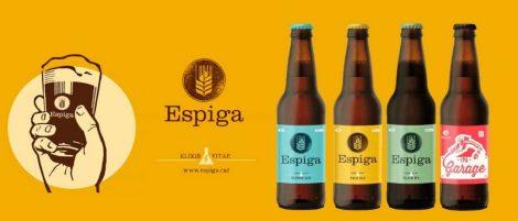 Pack de 8 cervezas Espiga
