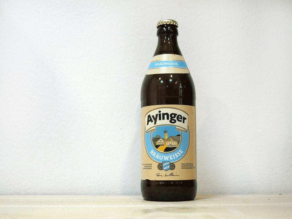 Cerveza Ayinger Brauweisse - Hefeweizen