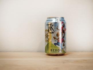 Lata de Cerveza austriaca Bevog Tak