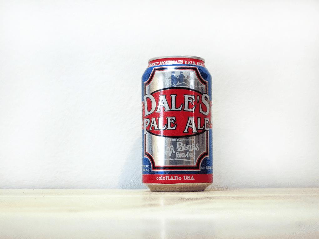 Cerveza Oskar Blues Dale's Pale Ale