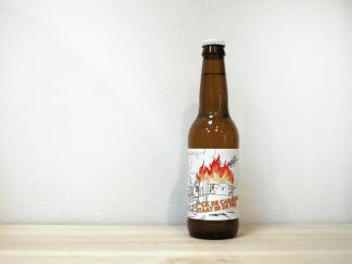 Cerveza Het Uiltje F*ck De Caravan Staat In De Fik - American Wheat