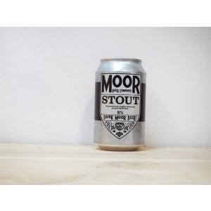 Cerveza Moor Stout
