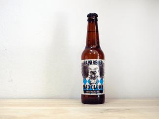 Botella de Cerveza navarra Naparbier Mad Clown