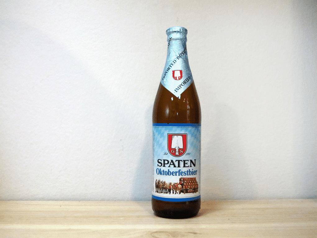 Cerveza Spaten Oktoberfestbier