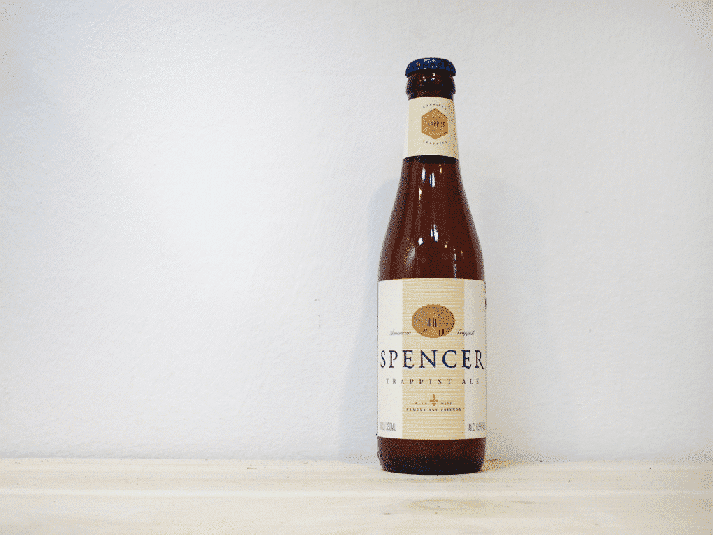 Cerveza Spencer Trappist Ale