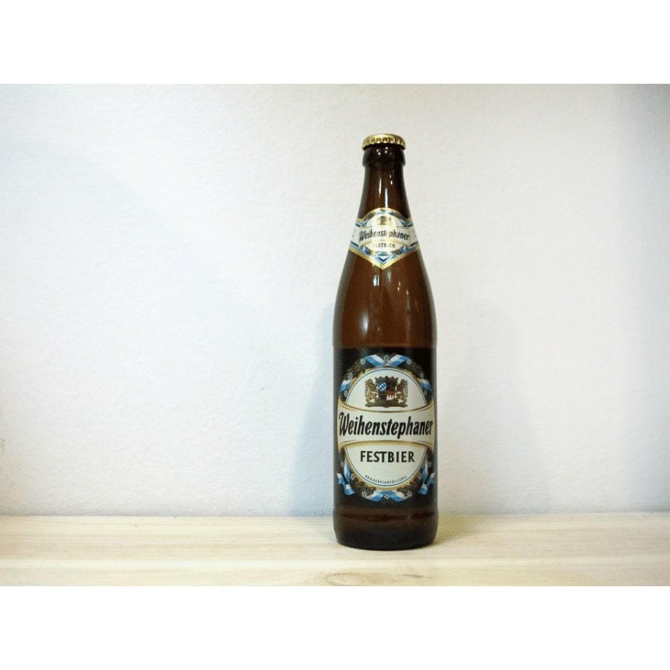 Cerveza Weihenstephaner Festbier