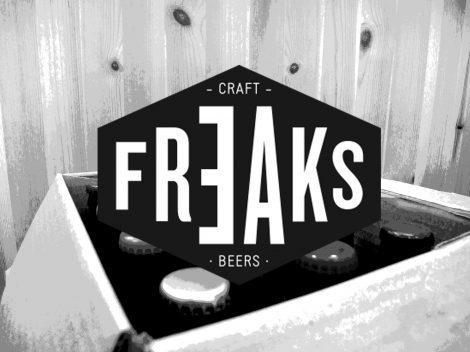 Pack de 6 cervezas de Freaks Brewing
