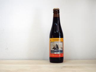 Botella de Cerveza belga Struise Pannepot 2016