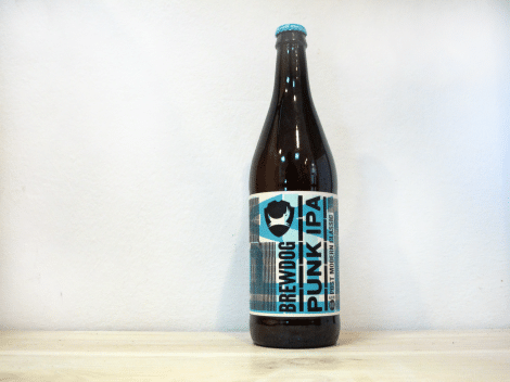 BrewDog Punk IPA 660 ml