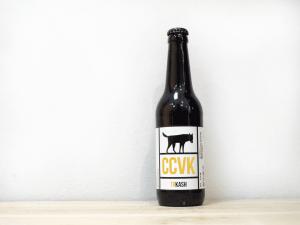 Botella de Cerveza vallecana CCVK Tr Kahs