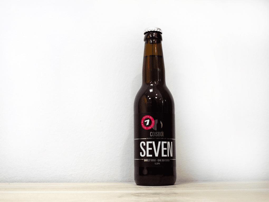 Cerveza Coisbo SEVEN - Barleywine