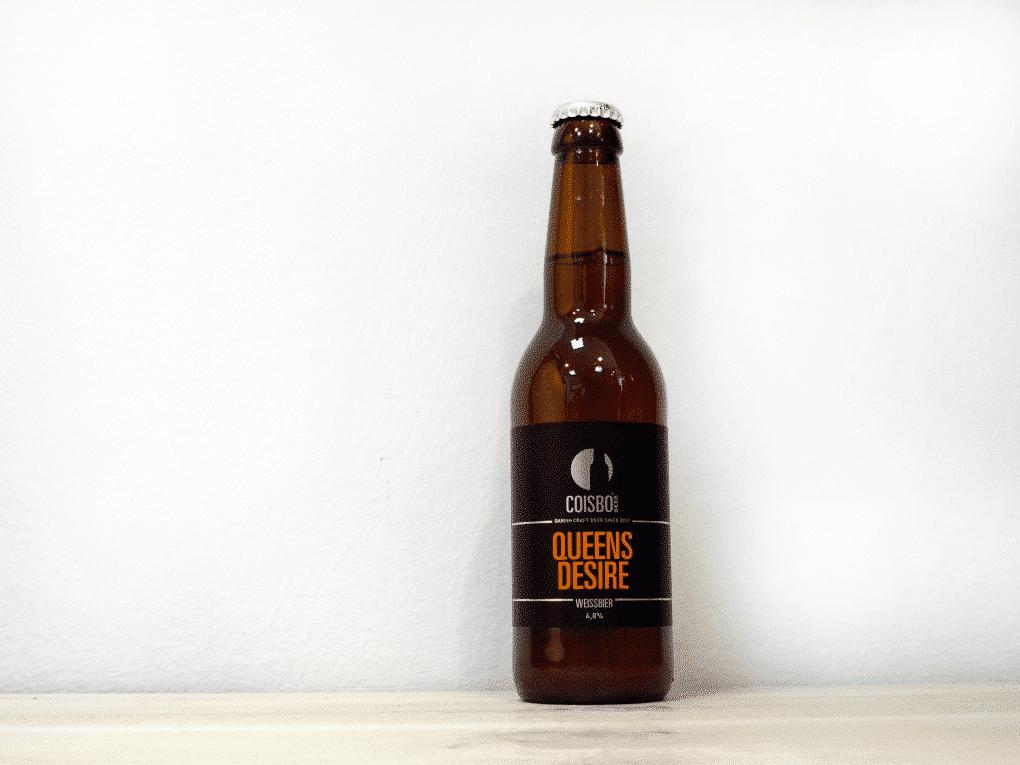 Cerveza Coisbo Queens Desire - Hefeweizen