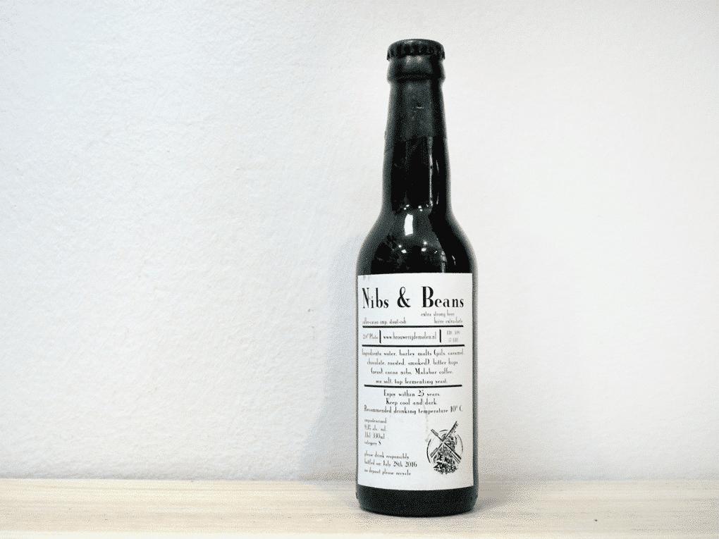 Cerveza De Molen Nibs and Beans