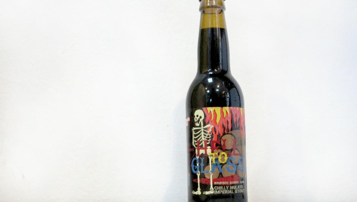 Drunken Bros / La Calavera Hell to Glass